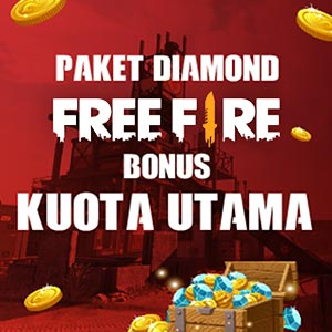 Bundling Indosat + Free Fire